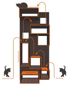 Cool Cat Furniture by Design Cat Tree Exclusive Scratching Trees Reading Cat