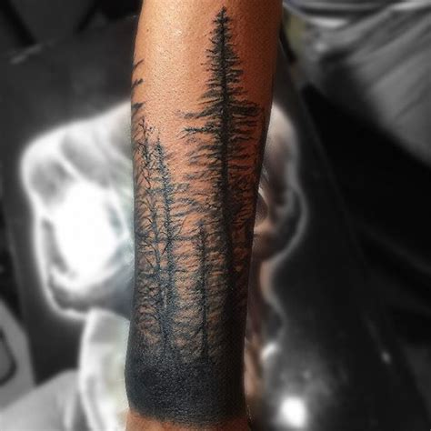 forest tattoo meaning forearm forest designs ideas and meaning tattoos
