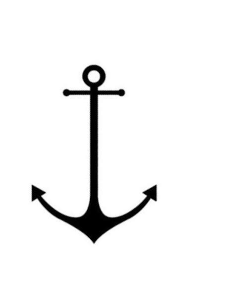 simple anchor tattoo designs 25 best ideas about simple anchor on
