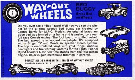 Buggy Bed by Bed Buggy Wow Card
