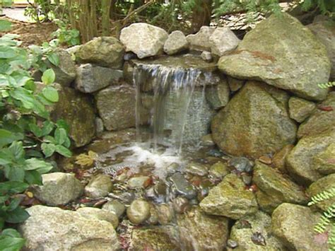 diy backyard waterfall diy pondless waterfall mrscassanova gardening diy