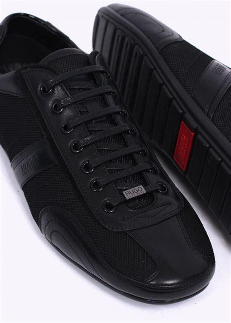 Hugo Bos Black hugo hugo thatoz shoes black