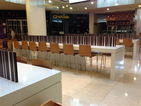 food court seating design chatswood chase food court bench seating food hall