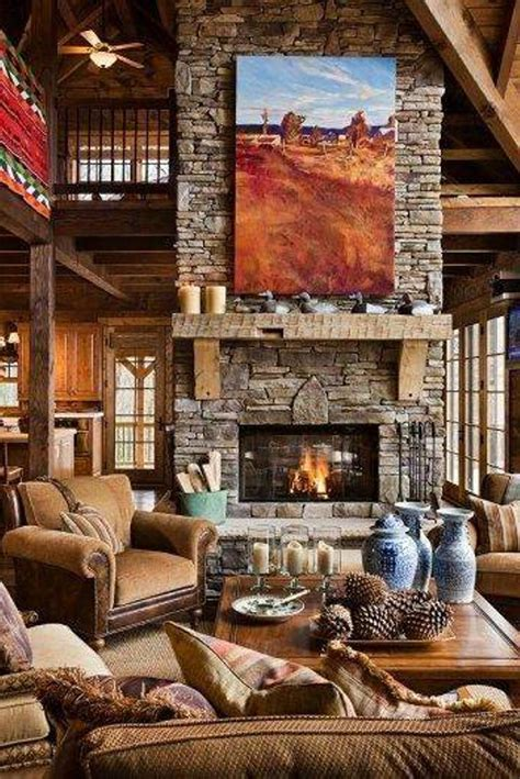30 rustic chic home decor and interior design ideas home