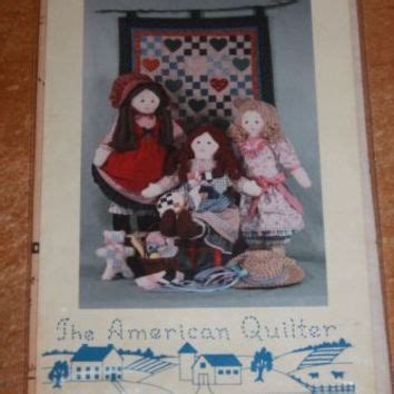 rag doll quilt pattern best rag doll patterns products on wanelo