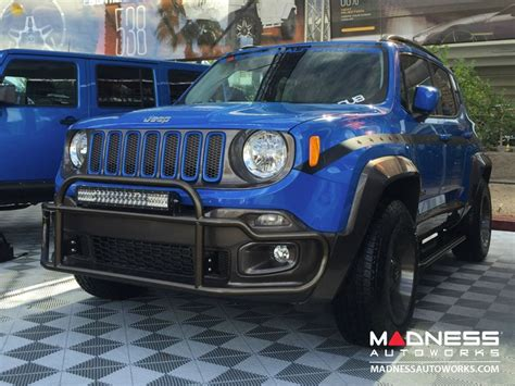 Jeep Renegade Fender Flares Jeep Jeep Renegade Fender Flares By Madness Frp