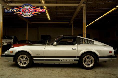 1983 datsun 280zx turbo 1983 datsun 280zx turbo motoexotica classic car sales