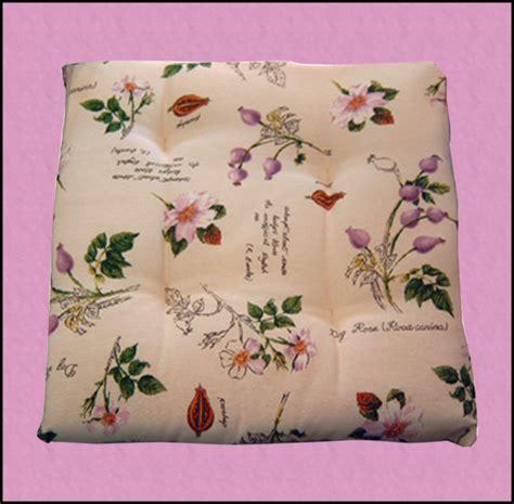 cuscini per le sedie della cucina cuscini in cotone low cost quadrati e rotondi per le sedie