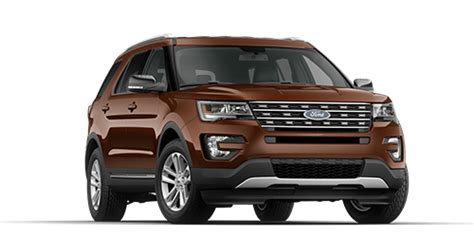 Autonation Ford East by 2016 Ford Explorer Color Options Autonation Ford East