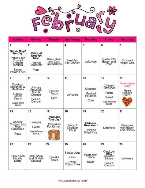 start meal planning printable week meal