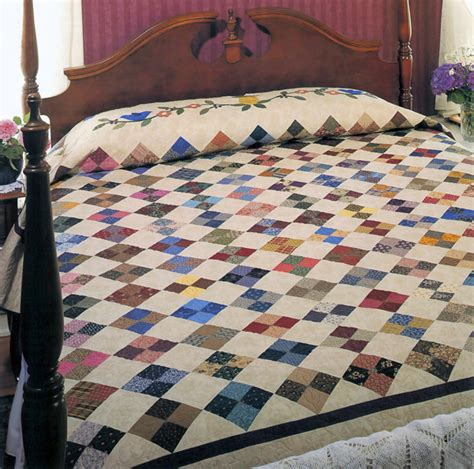 Quilt On Bed by How To Make A King Size Quilt Quicker 4 Strategies