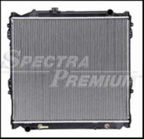 1996 toyota 4runner radiator 1996 2002 toyota 4runner radiator techchoice parts