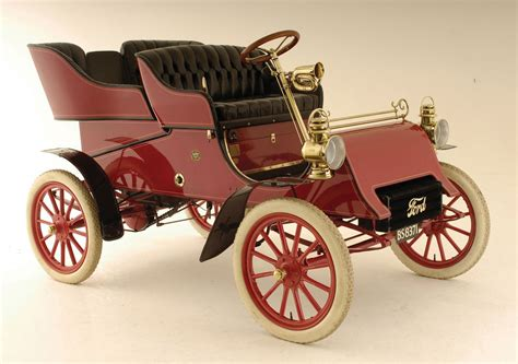 first car ever made with engine world s oldest ford from 1903 on sale at rm s auction in