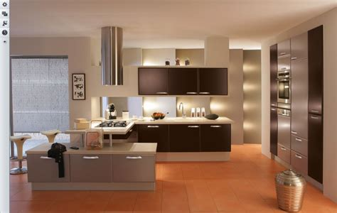 Kitchen Interior Photo Smart Minimalist Kitchen Interior Design Decobizz