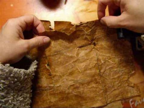 Make Paper Look Aged - how to make paper look bookcard boekkaarten card craft