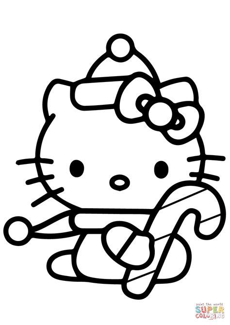 hello kitty merry christmas coloring pages hello kitty joulunamin kanssa v 228 rityskuva
