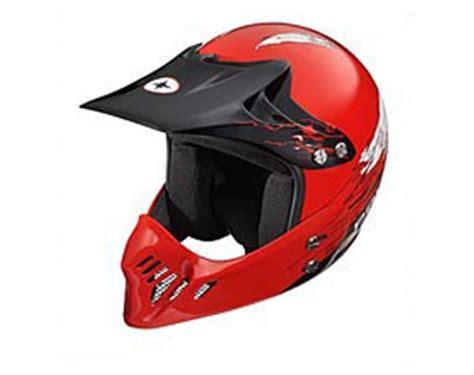 Nose Guard Kyt K2 Rider youth mx open helmet polaris sportsman