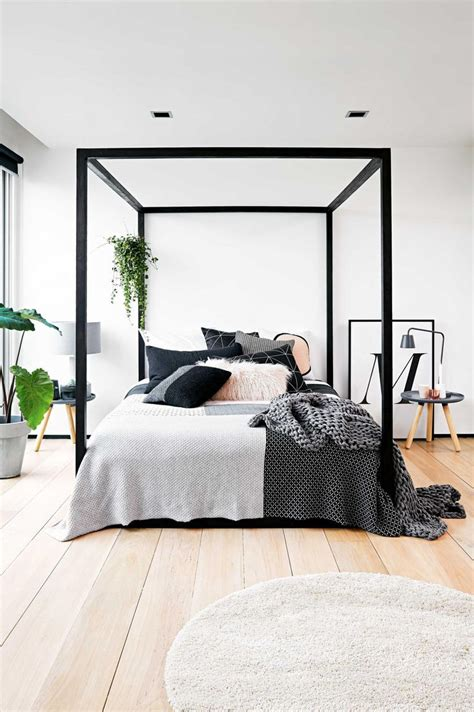 black canopy beds 25 best ideas about modern canopy bed on
