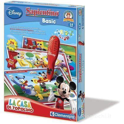 gioco la casa di topolino sapientino basic la casa di topolino scolastici