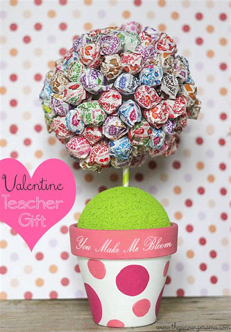 valentines ideas for teachers you make me bloom by the pinning