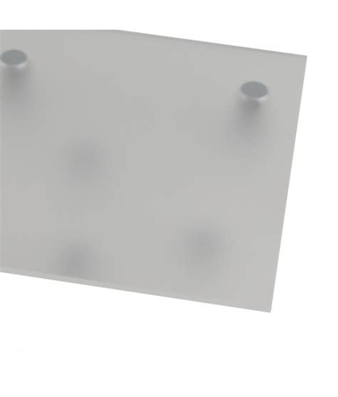 Rowmark Colorhues Gloss Clear Matte Clear 080 Colored Transparent Sheets