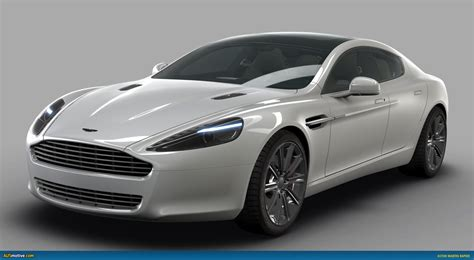aston martin rapide ausmotive com 187 aston martin rapide official renderings