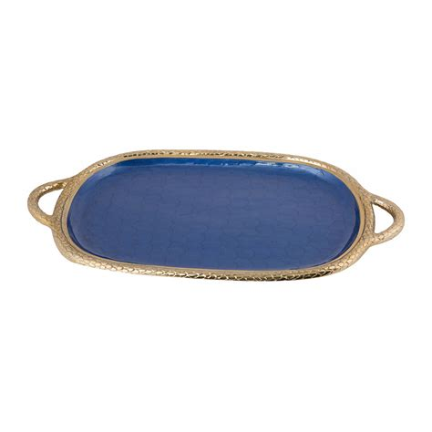 Oval Tray buy florentine oval tray with handles