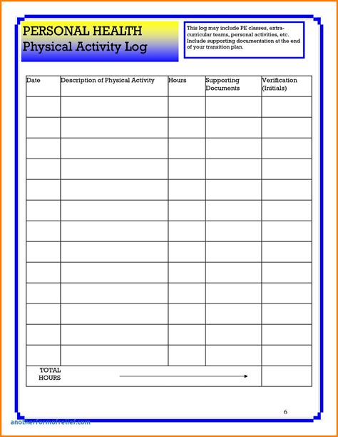 Daily Activity Report Template Free Daily Activity Report Template New 29 Daily Sign In And