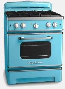 Wolf 30 Gas Cooktop Colored Appliances In Retro Kitchens