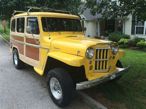 1950 Jeep Willys Wagon 1950 Jeep Willys Wagon 4x4 For Sale