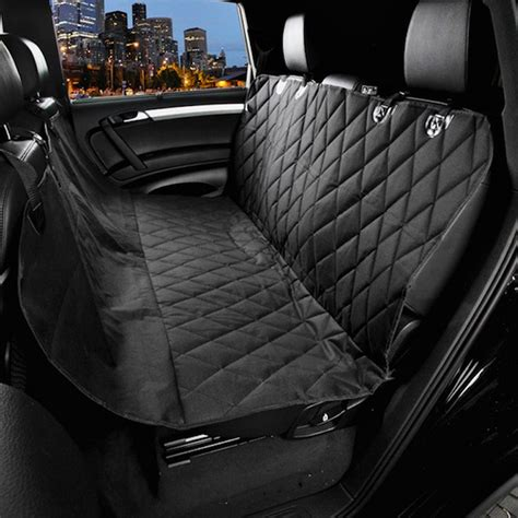 bench seat covers for dogs car pet dog seat covers waterproof back bench seat car pet