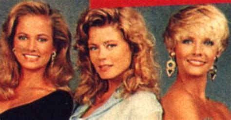 dallas tv series women dallas cathy podewell sheree j wilson and kimberly
