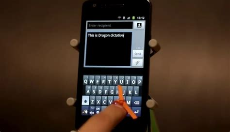 dictation for android swype beta for android updated with dictation