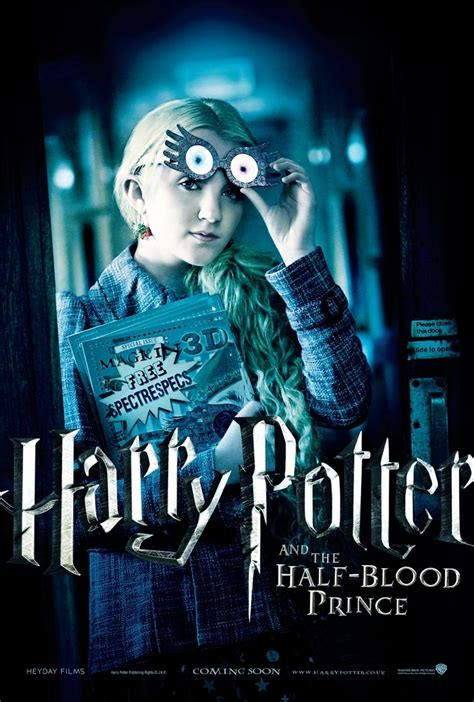 harry potter movies new harry potter and the half blood prince poster