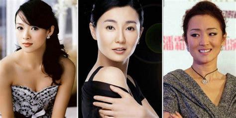 film vir china tahun 90an zhang ziyi ini mereka aktris aktris china yang paling
