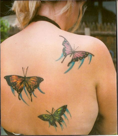 butterfly tattoo in back butterfly tattoos designs ideas and meaning tattoos for you