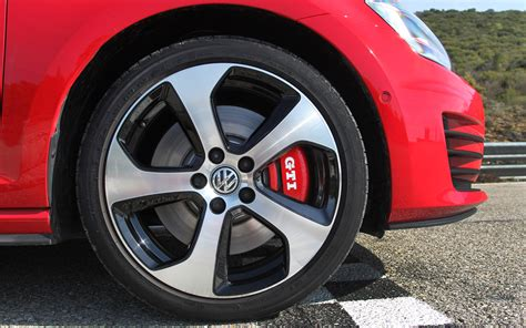 volkswagen golf wheels 2015 volkswagen gti first drive photo gallery motor trend