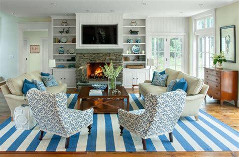 maine beach house  classic coastal interiors home