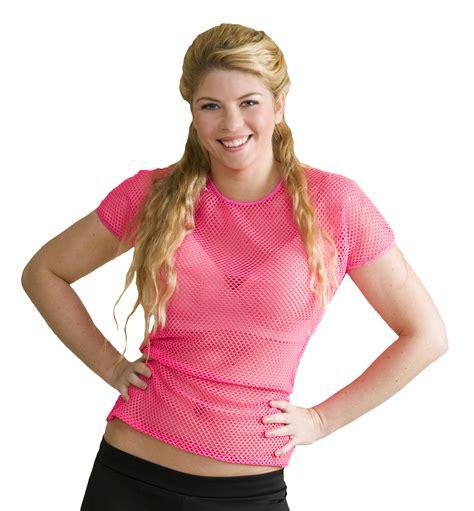 rocker bluse pink dame