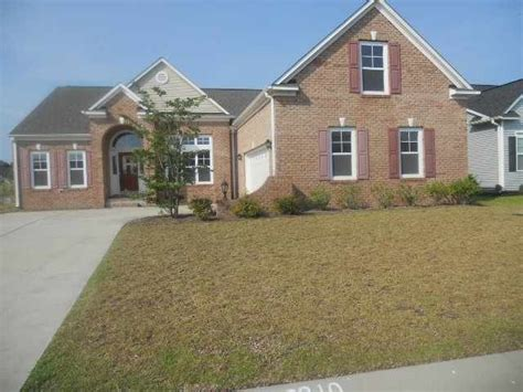 houses for sale in myrtle beach sc 3210 stoney creek ct north myrtle beach south carolina 29582 foreclosed home