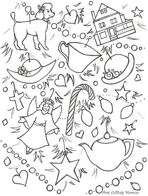 Whimsical Tree Coloring Pages Sketch Coloring Page Whimsical Tree Coloring Page