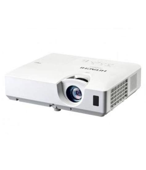 Proyektor Hitachi Cp Ed27x buy hitachi cp ex302 lcd projector 1024x768 pixels xga at best price in india snapdeal