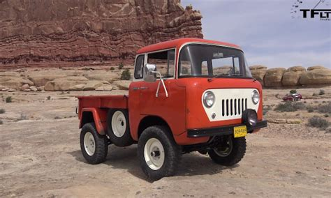 jeep fc 150 forward control archives the fast lane truck