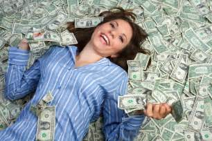 Money On Bed Bed Of Money Sana Ako Si Ricky Lee