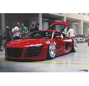 Tuning Audi R8