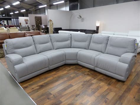 Reclining Corner Sofas Uk Venice Electric Reclining Corner Sofa Furnimax Brands Outlet