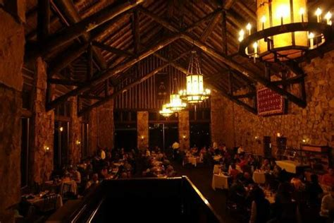 grand canyon lodge dining room dining room around 8 30 pm picture of grand canyon