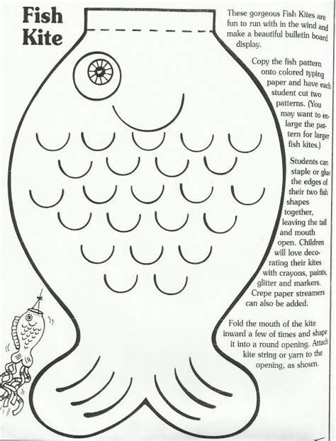 fish pattern for kindergarten https www google cz blank html draci kites