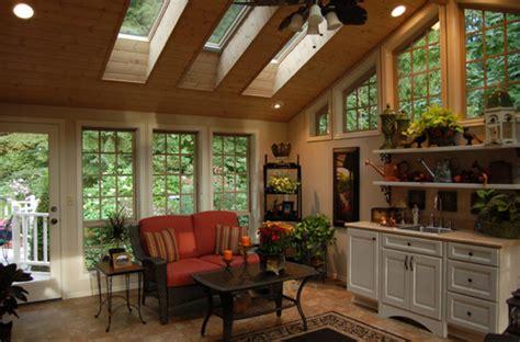 create  perfect garden room