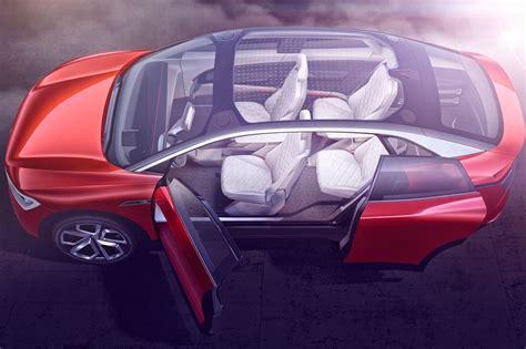 volkswagen concept interior volkswagen i d crozz concept of vw s i d